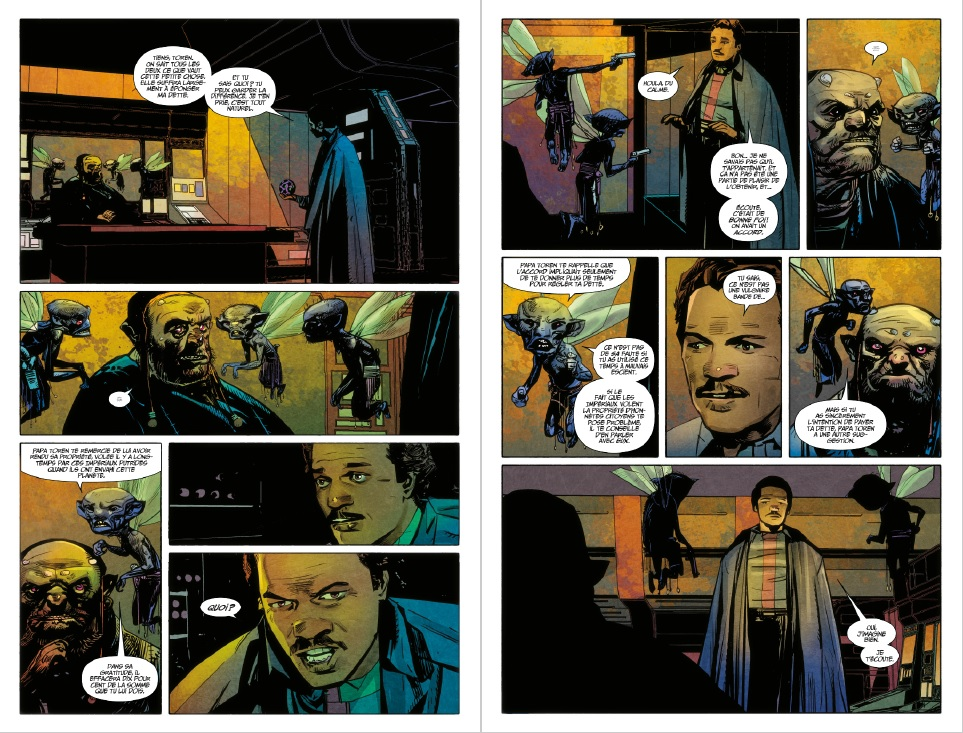 Star Wars Lando - Preview 5