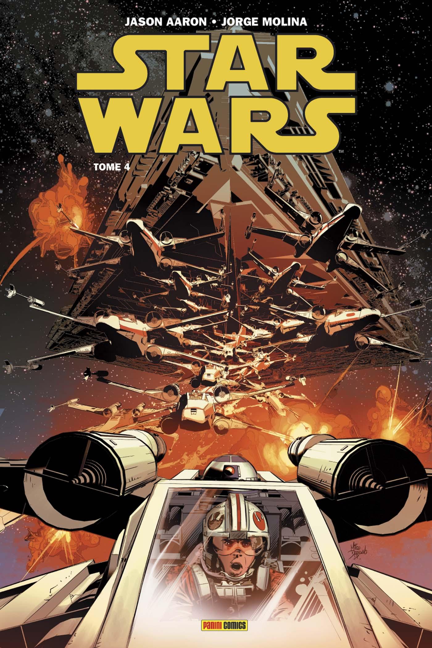 100% Star Wars T4 - Le Dernier Vol de l'Harbinger