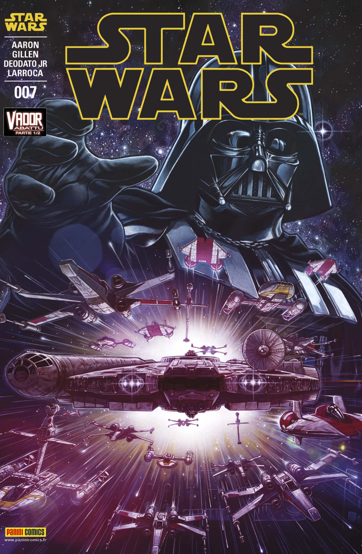 Star Wars Comics 7 - Couverture A