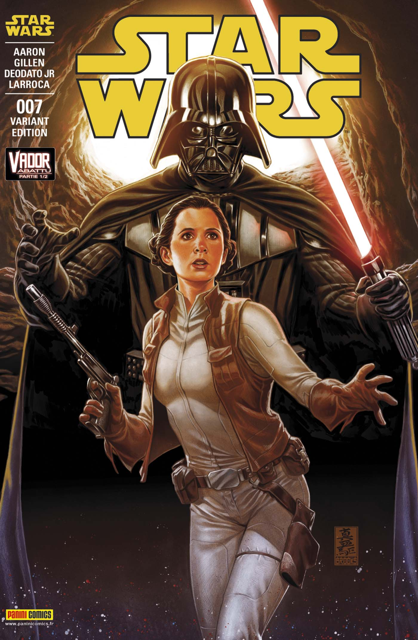 Star Wars Comics 7 - Couverture B