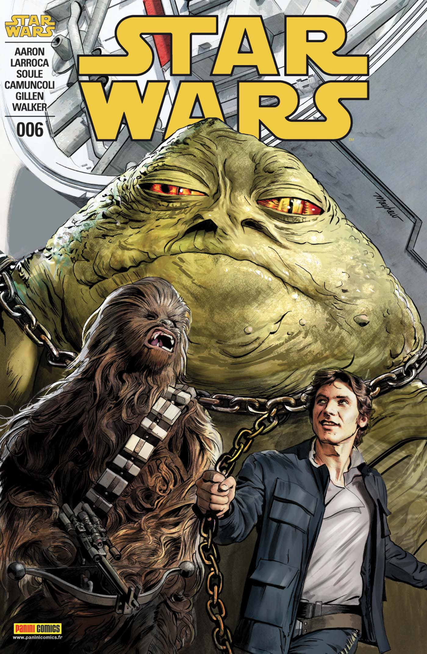 Star Wars Comics (Relaunch) 6