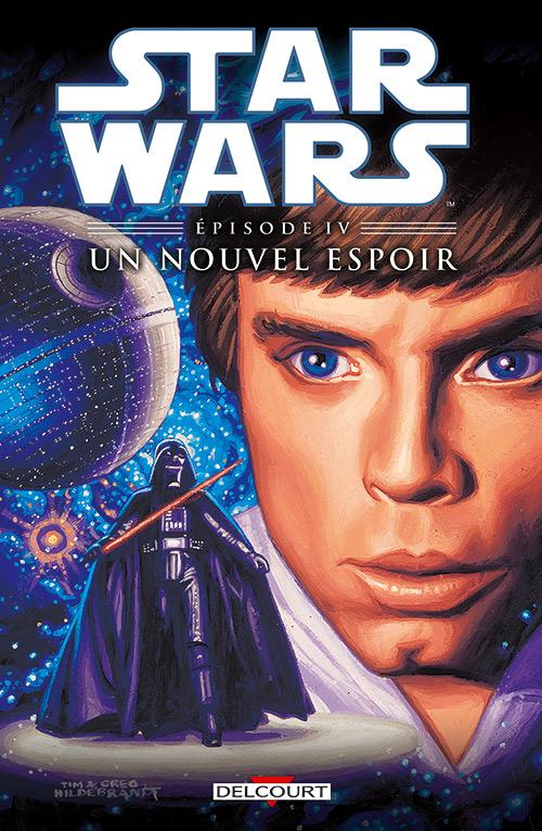 Un Nouvel Espoir Édition Spéciale - Delcourt 3ème édition