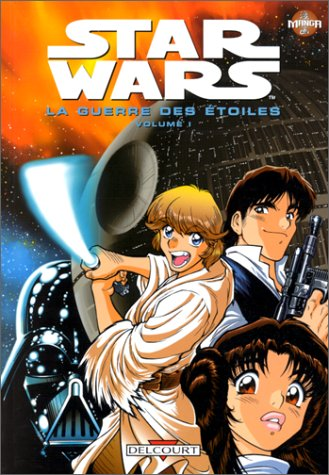 Un Nouvel Espoir Manga volume 1
