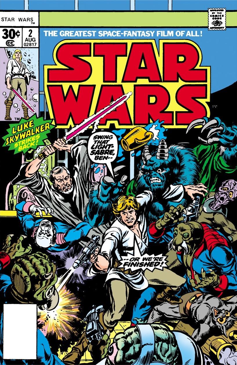 Marvel Star Wars #2