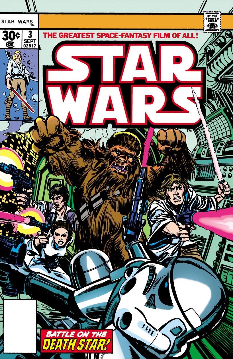 Marvel Star Wars #3