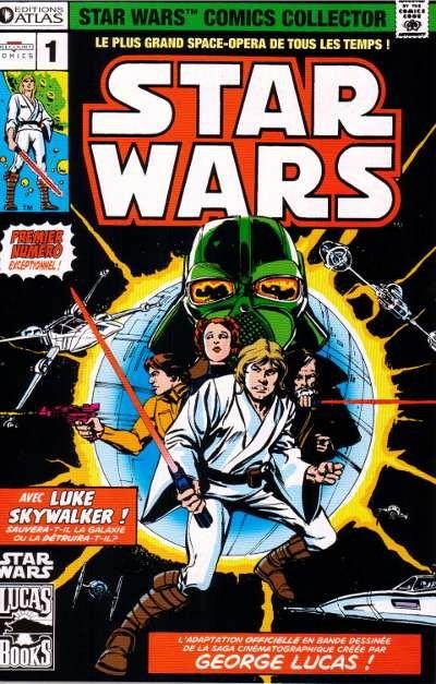 Star Wars Comics Collector Atlas