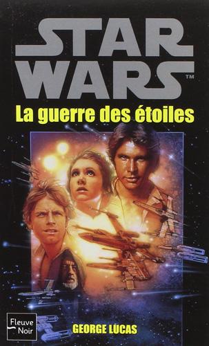Novélisation Star Wars Fleuve Noir
