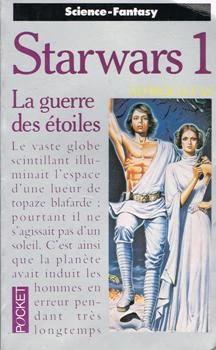 Novélisation Star Wars Pocket