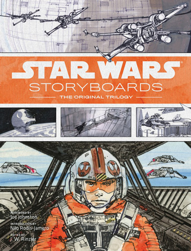 Star Wars Storyboards - La Trilogie Originale