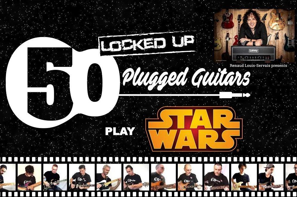 50 Plugged Guitars
