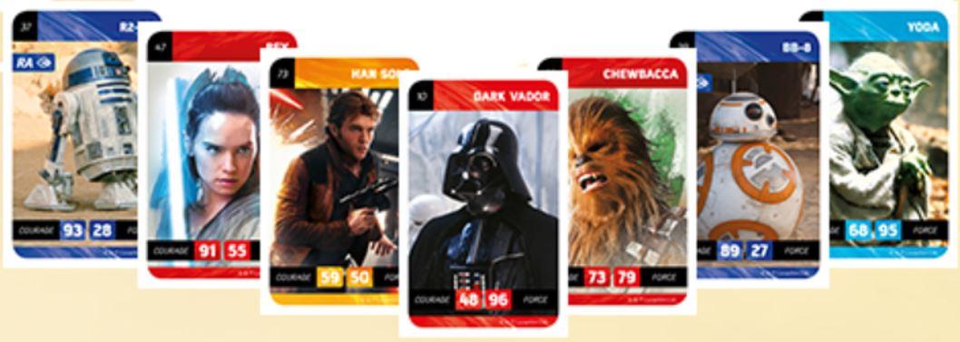 Carte Star Wars Leclerc.Maj 2 Leclerc Solo A Star Wars Story Des Cartes Et Un