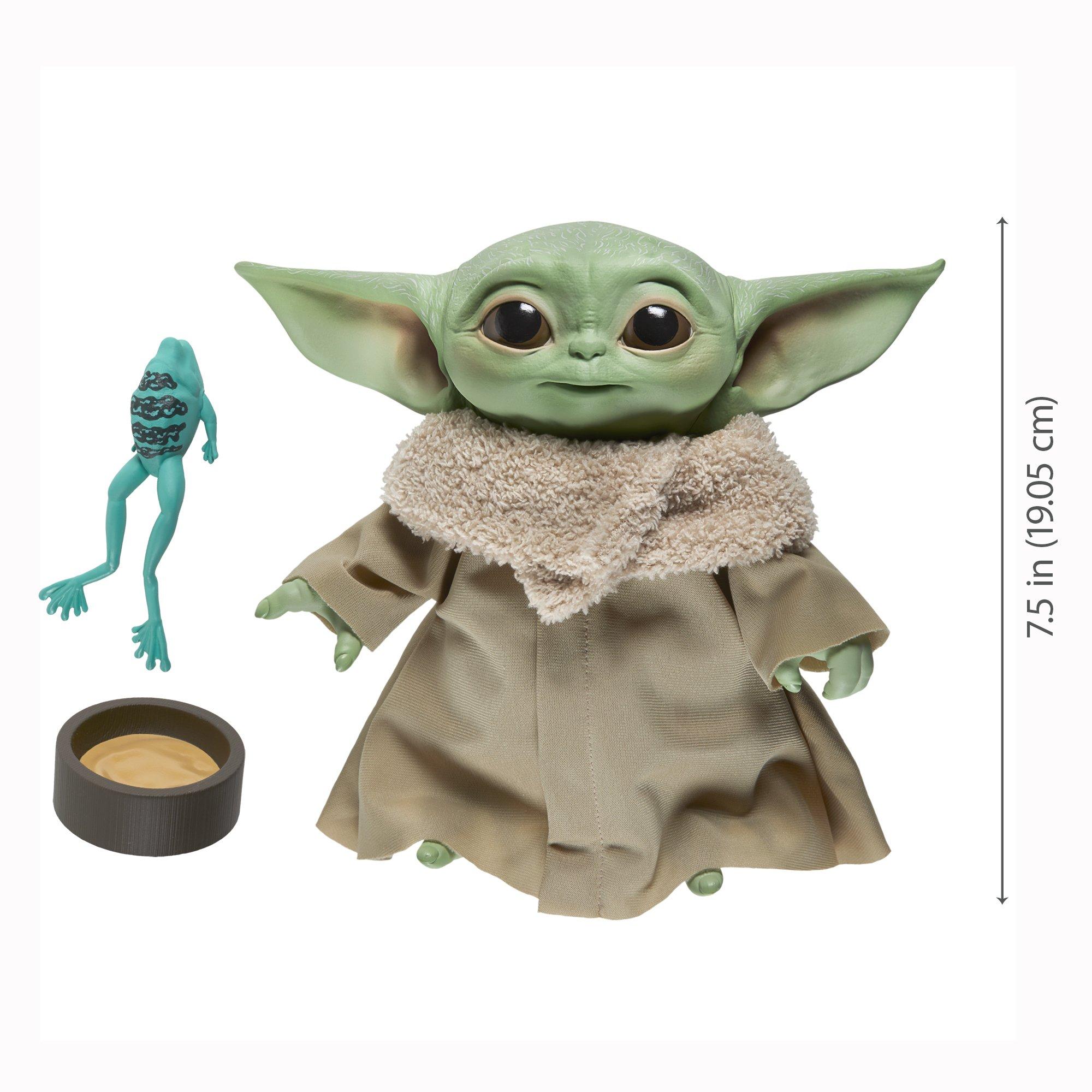 BLACK SERIES l/'enfant Mandalorien Hasbro Baby Yoda en stock Scellé STAR WARS
