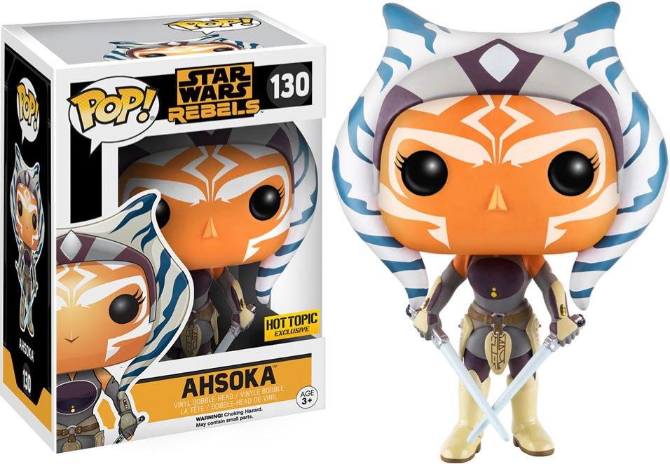 Ahsoka Funko Pop Star Wars