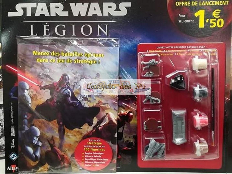 Altaya Star Wars Légion