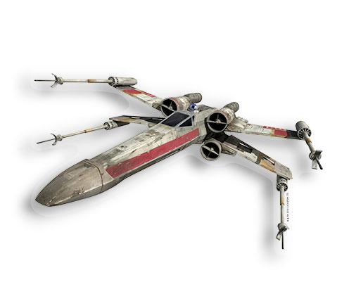 Cadeau X-wing