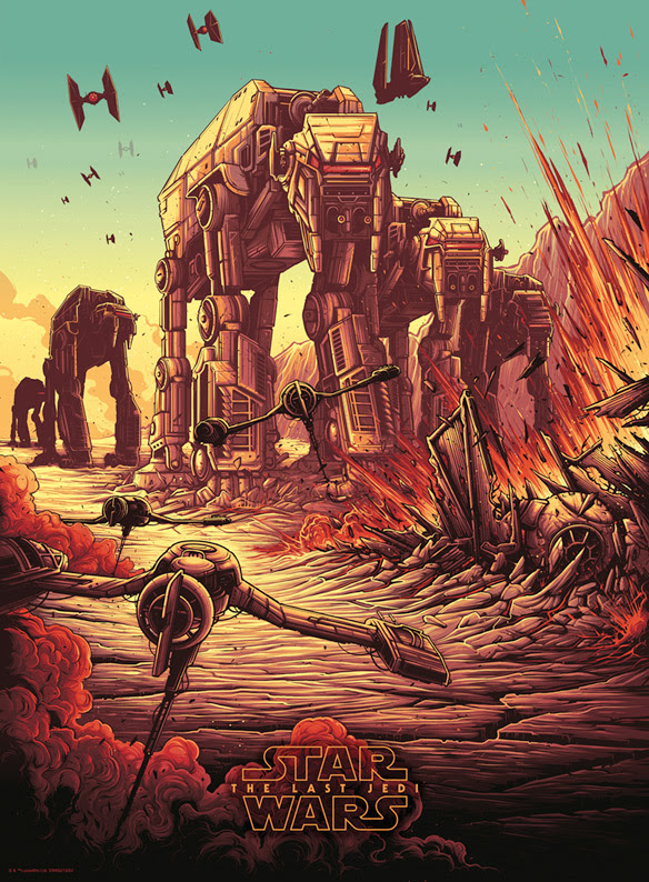 The Spark That Will Light the Fire - Dan Mumford