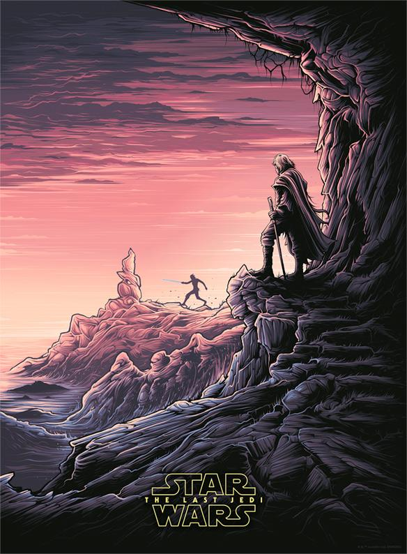 It is Time for the Jedi to End Variant - Dan Mumford