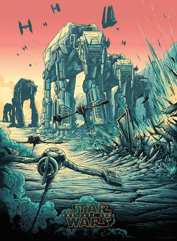 The Spark That Will Light the Fire Variant - Dan Mumford