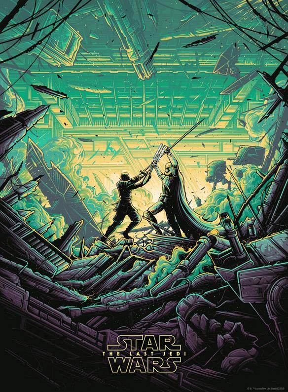 Something to Fight For Variant - Dan Mumford