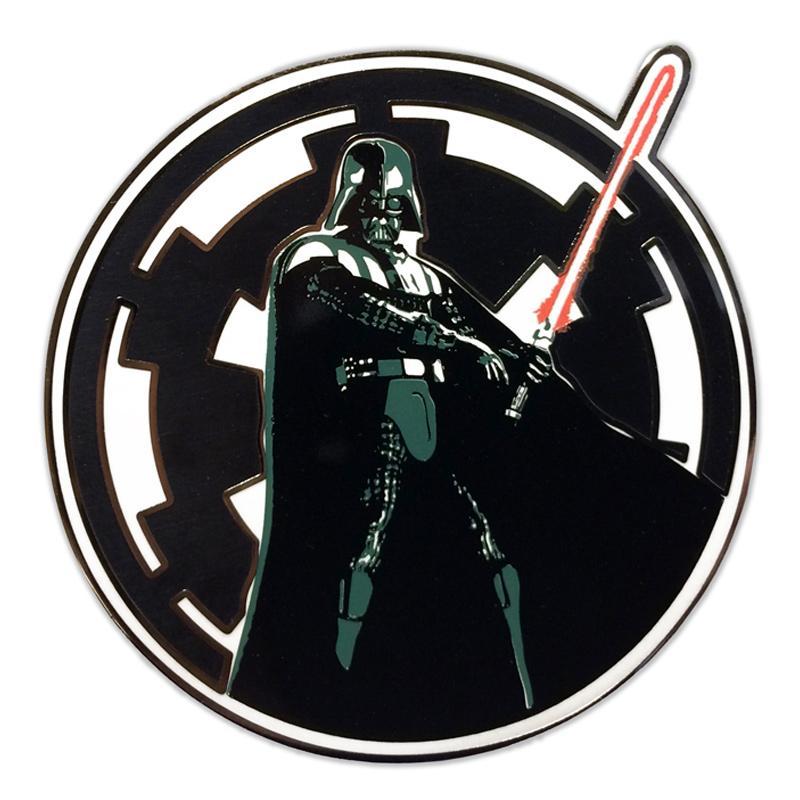 Pins Dark Sides VaderdeBrian Miller