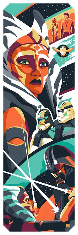 Art Print The Apprentice de Danny Haas