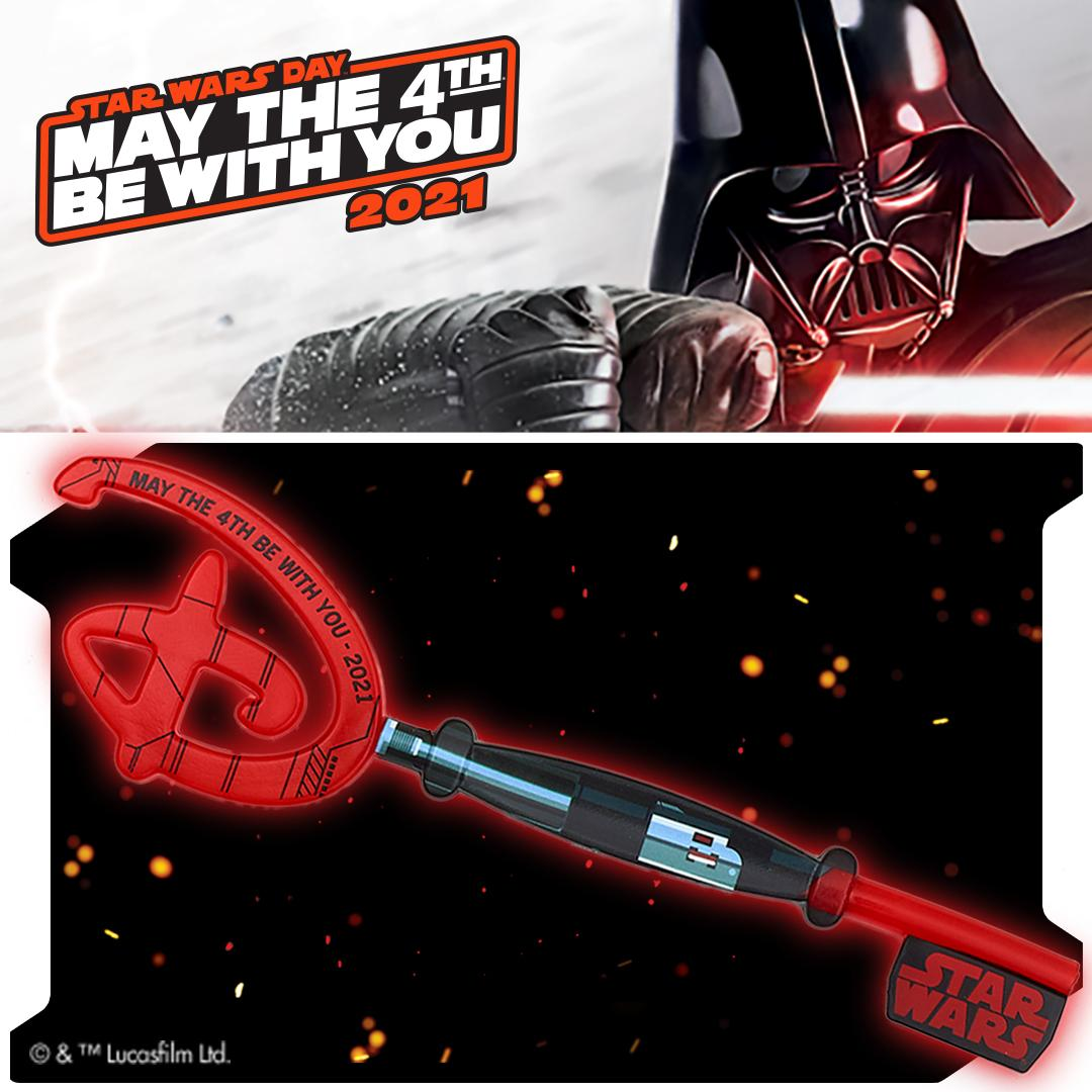 Clé May the 4th