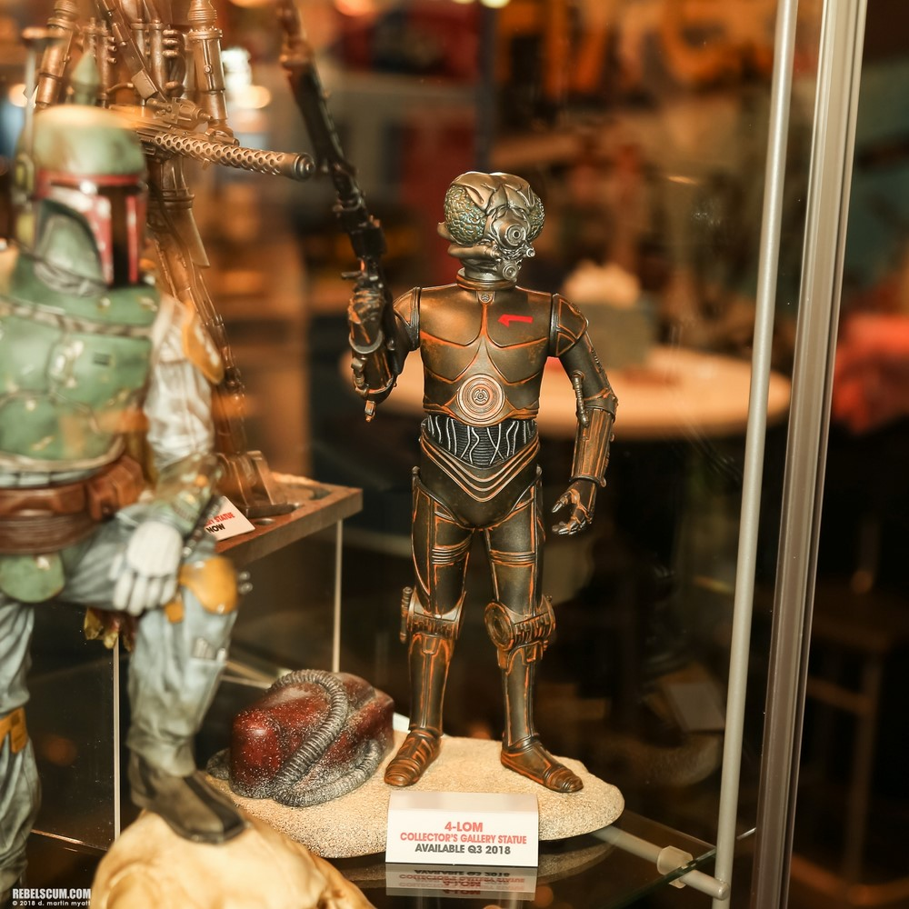 Gentle Giant Collector's Gallery 4-Lom