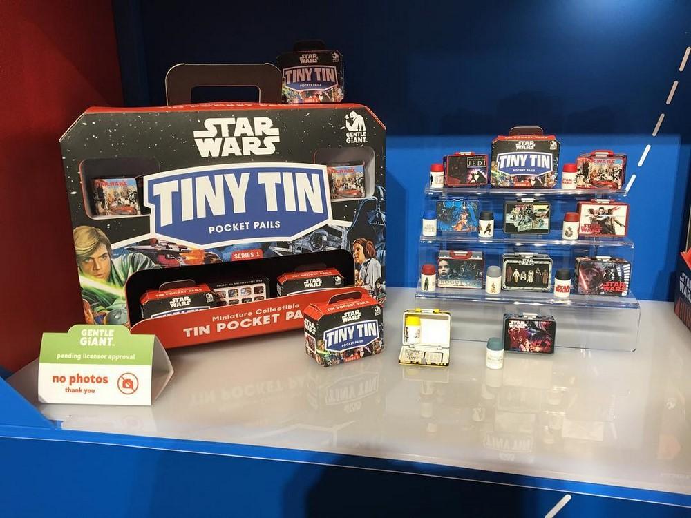 Gentle Giant Toys Tiny Tin 1