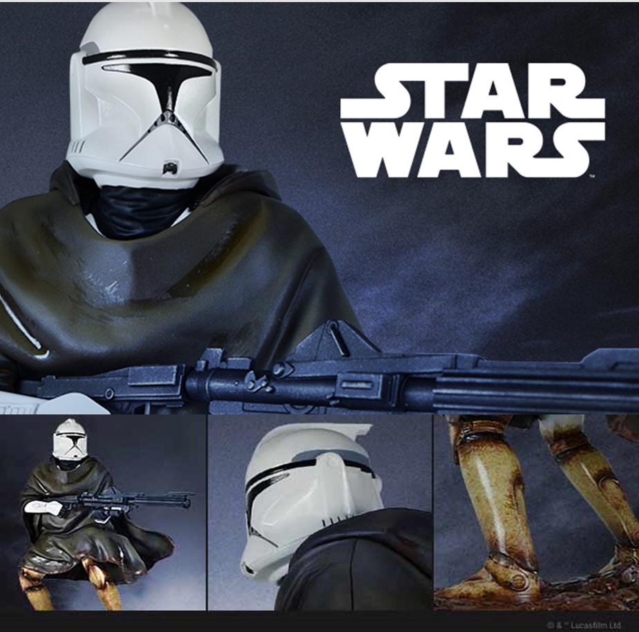 Gentle Giant Hawkbat Battalion Clone Trooper