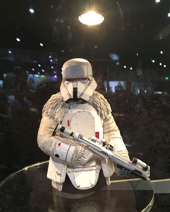 Gentle Giant SDCC 2018 : Range Trooper