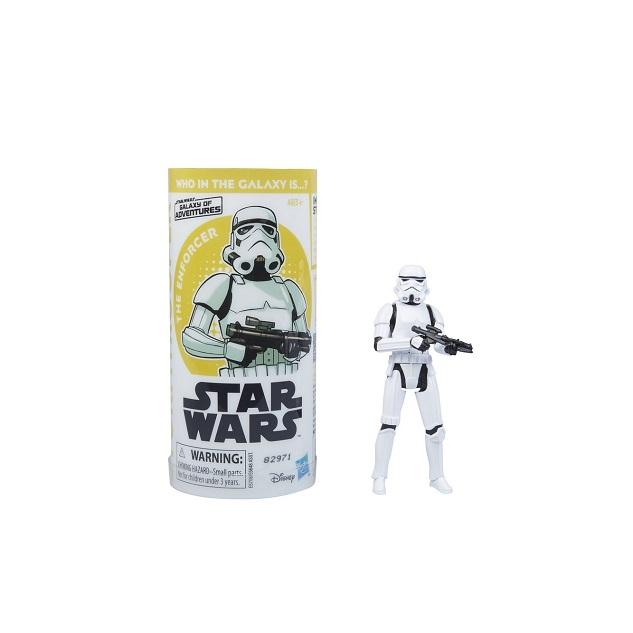 Of Adventures Figurines WarsGalaxy HasbroLes Star ALRj54
