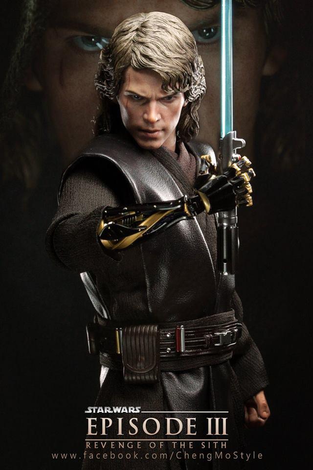 Hot Toys <a href='/personnage-529-anakin-skywalker.html' class='qtip_motcle' tt_type='personnage' tt_id=529>Anakin Skywalker</a> 1