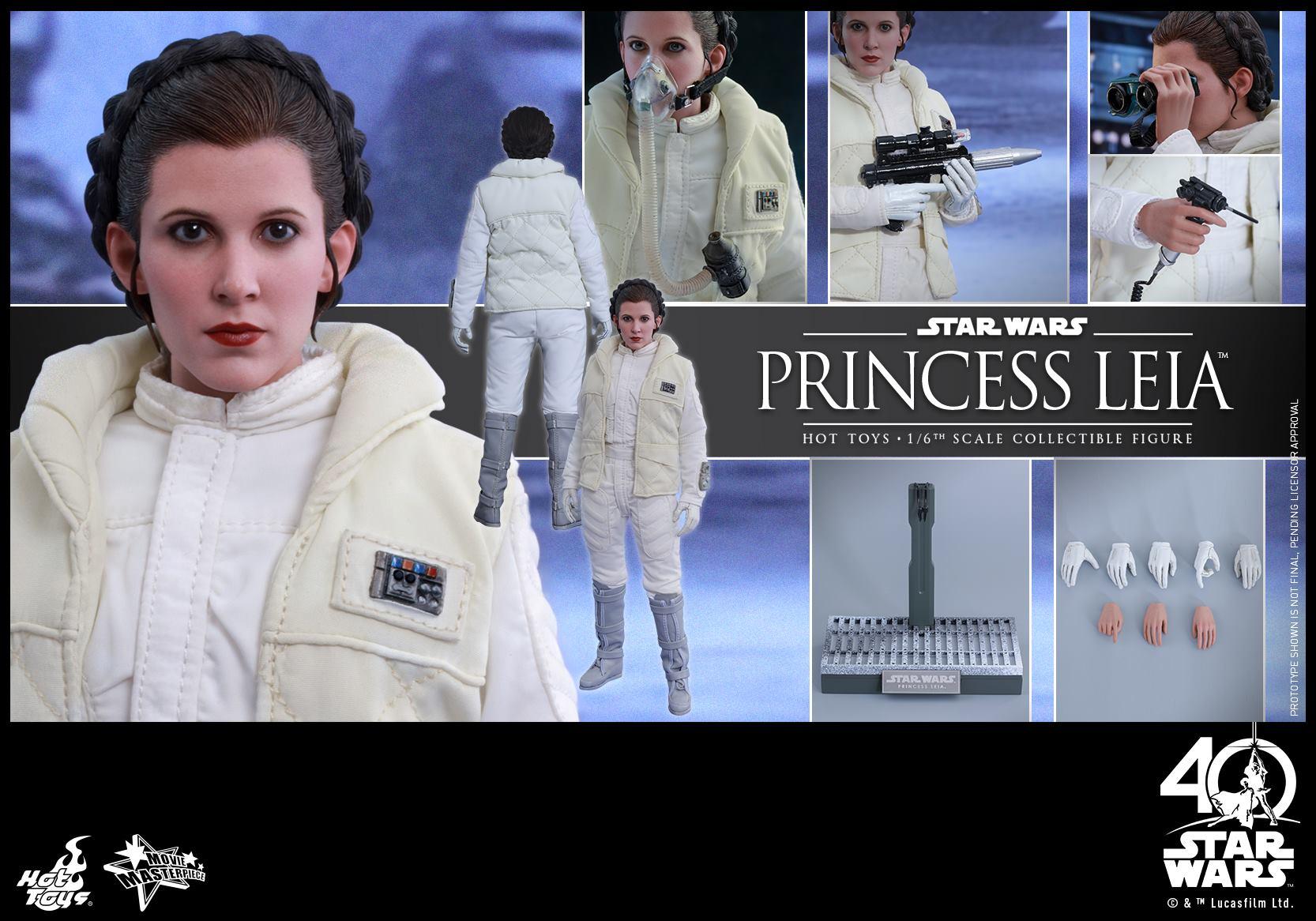 Accessoire Leia Esb