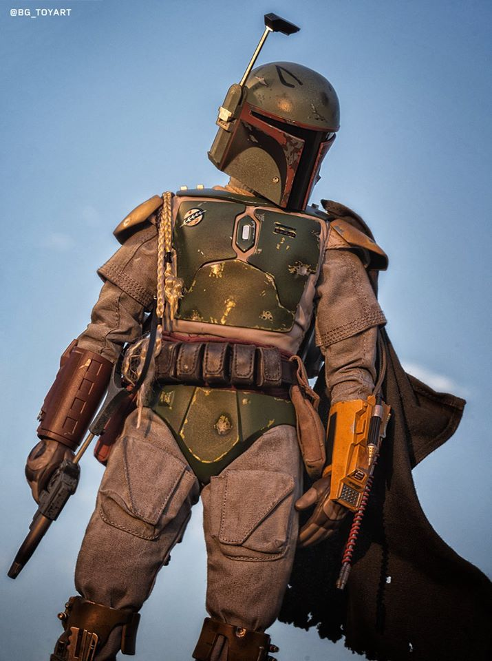 Hot Toys Boba Fett Episode V 1