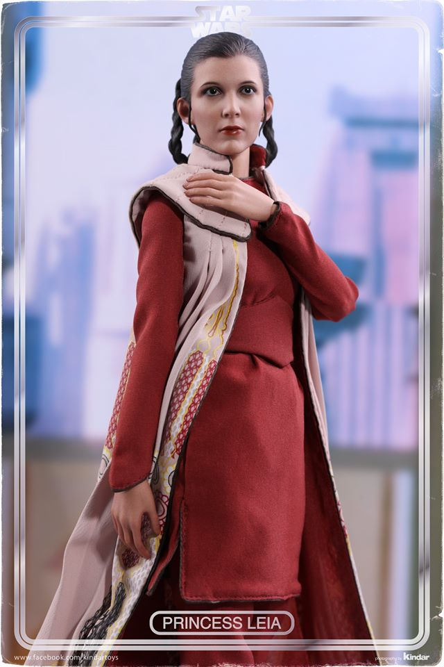 Hot Toys Leia Bespin