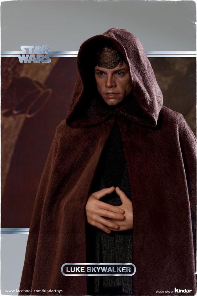Hot Toys Luke Skywalker 1