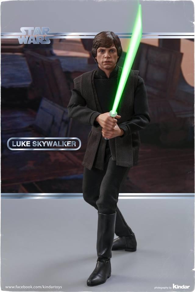 Hot Toys Luke Skywalker 3