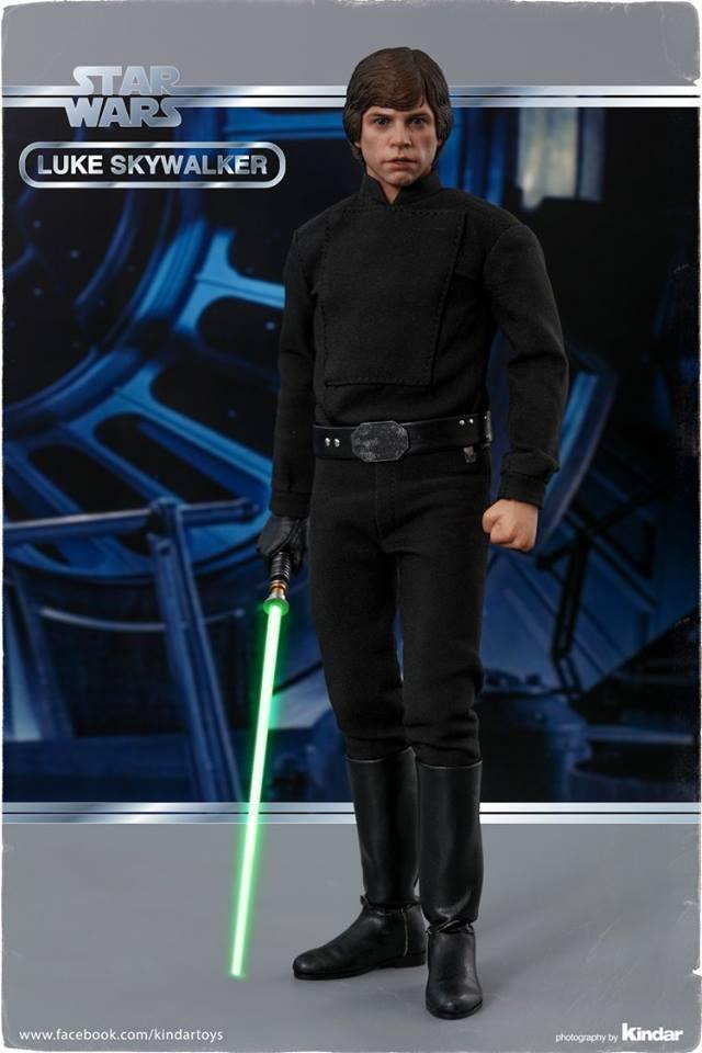 Hot Toys Luke Skywalker 4