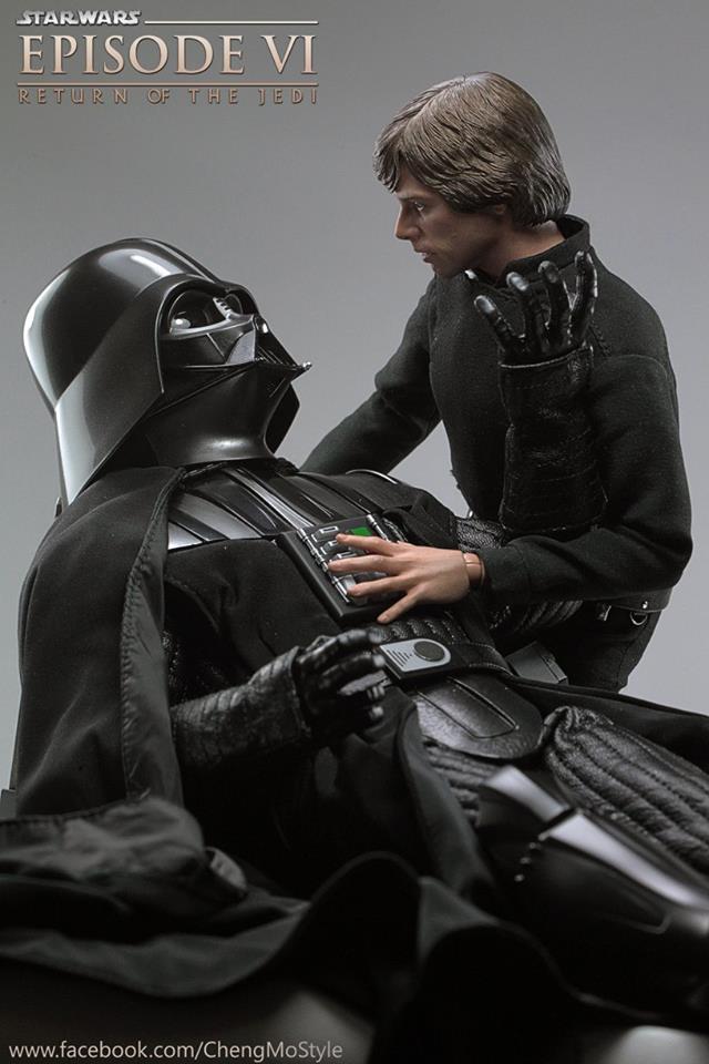 Hot Toys Luke Skywalker 5