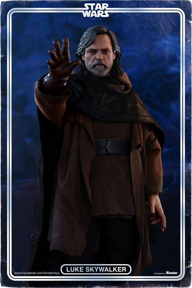 Hot Toys Luke Skywalker The Last jedi 1