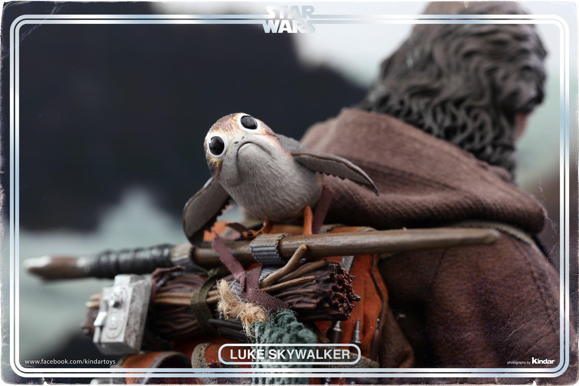 Hot Toys Luke Skywalker The Last jedi 4