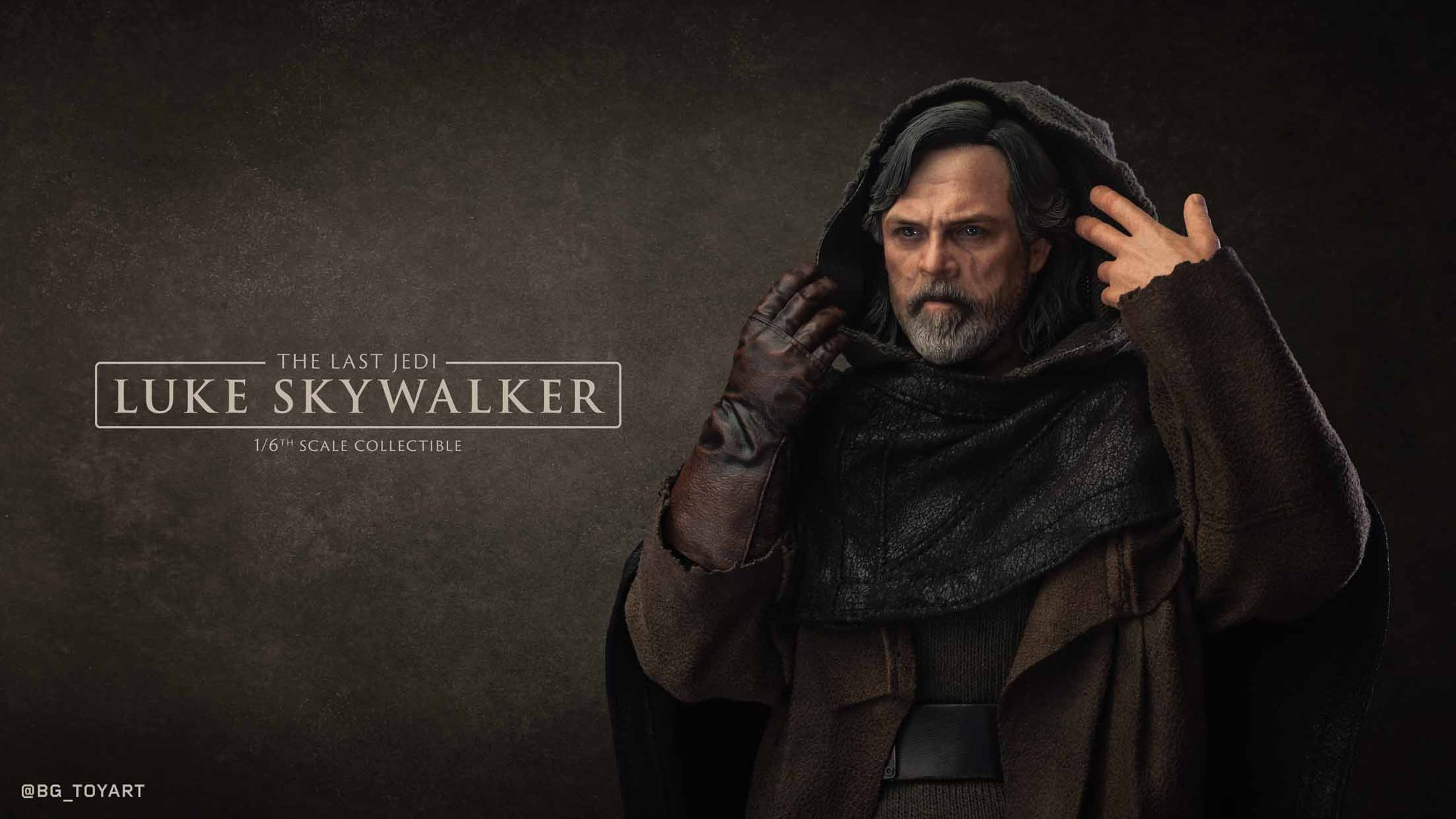 Hot Toys Luke Skywalker The Last jedi 5