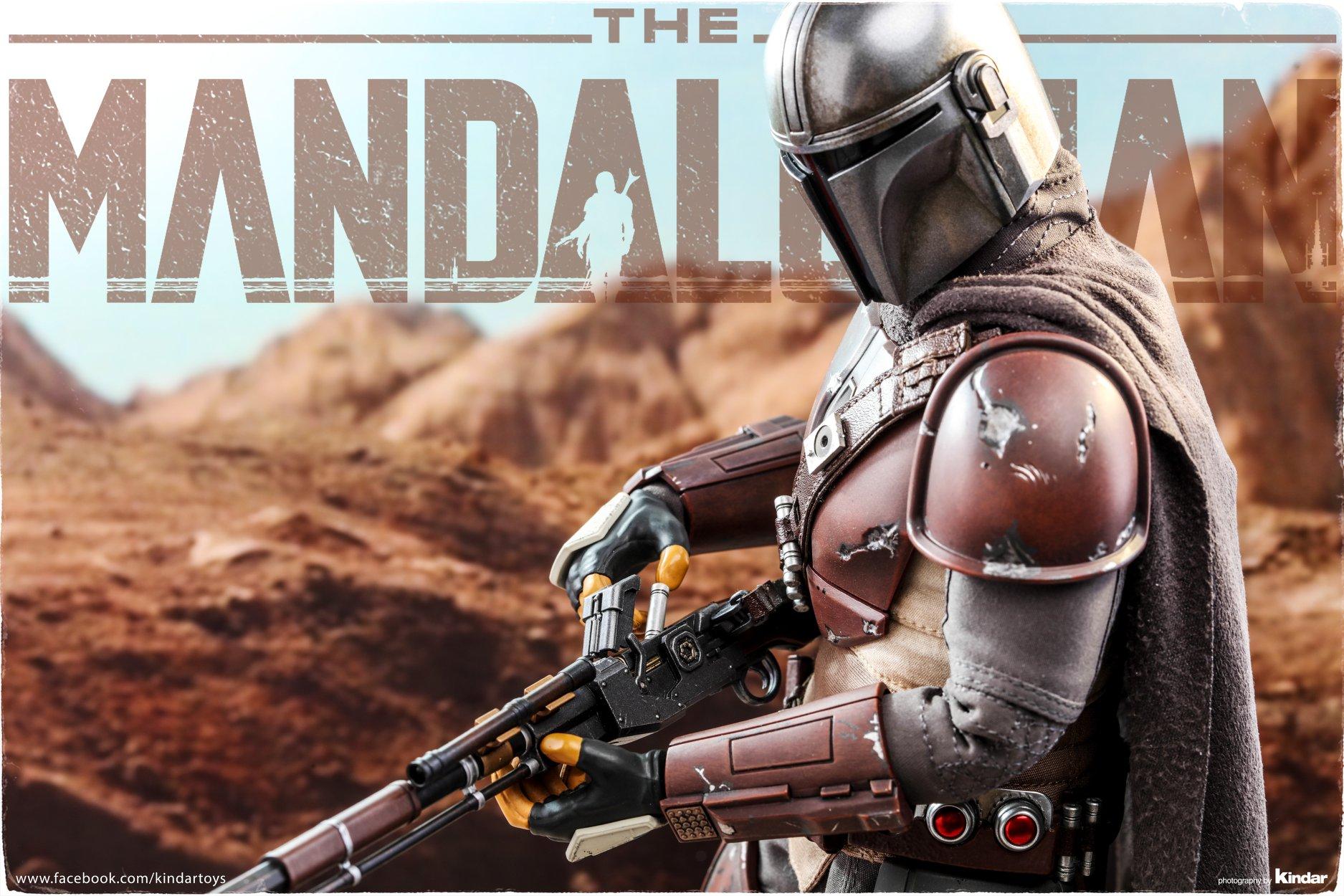 Hot Toys The Mandalorian Final