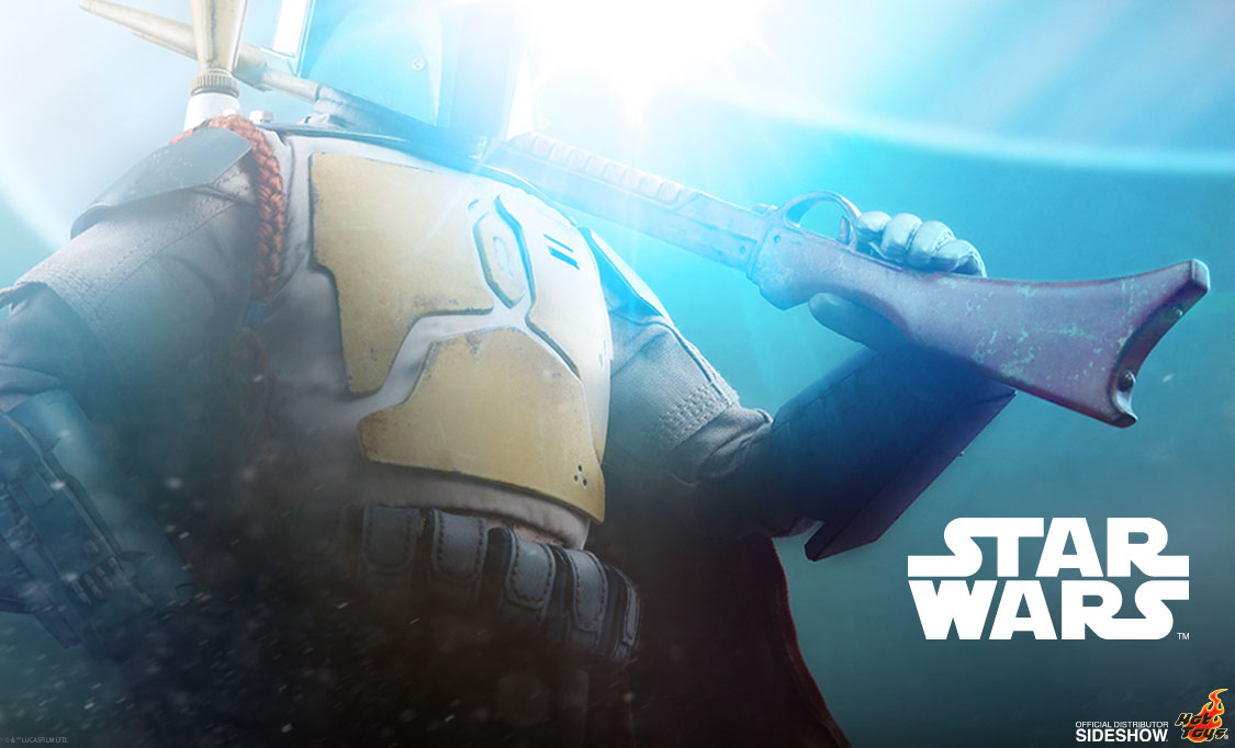 Boba Fett Animated Preview