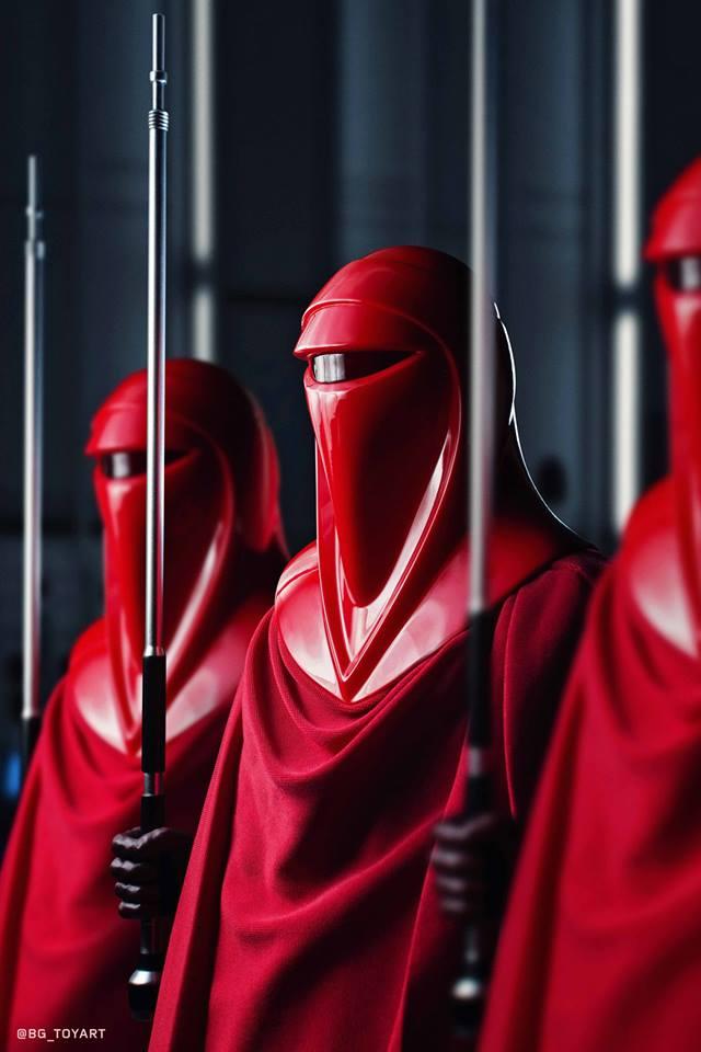 Hot Toys Royal Guard Episode VI 1