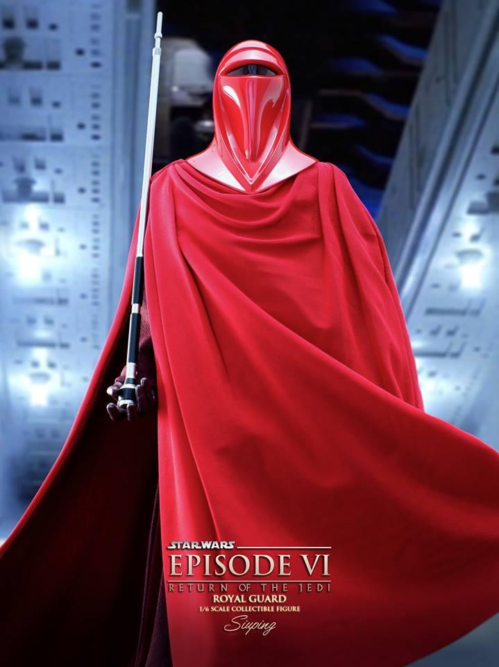 Hot Toys Royal Guard Episode VI 3