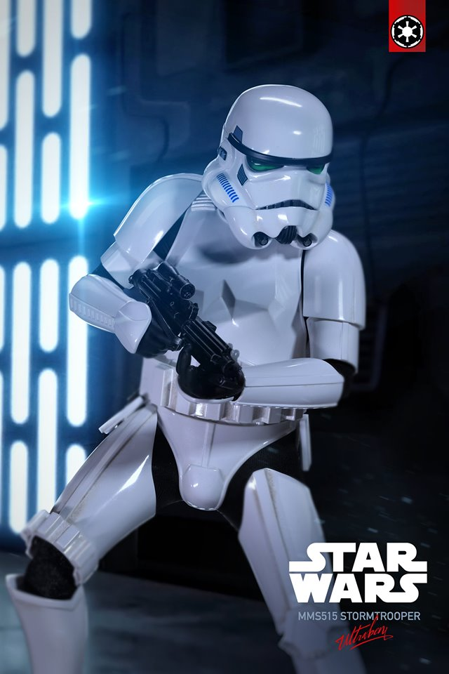 Hot Toys Stormtrooper 1
