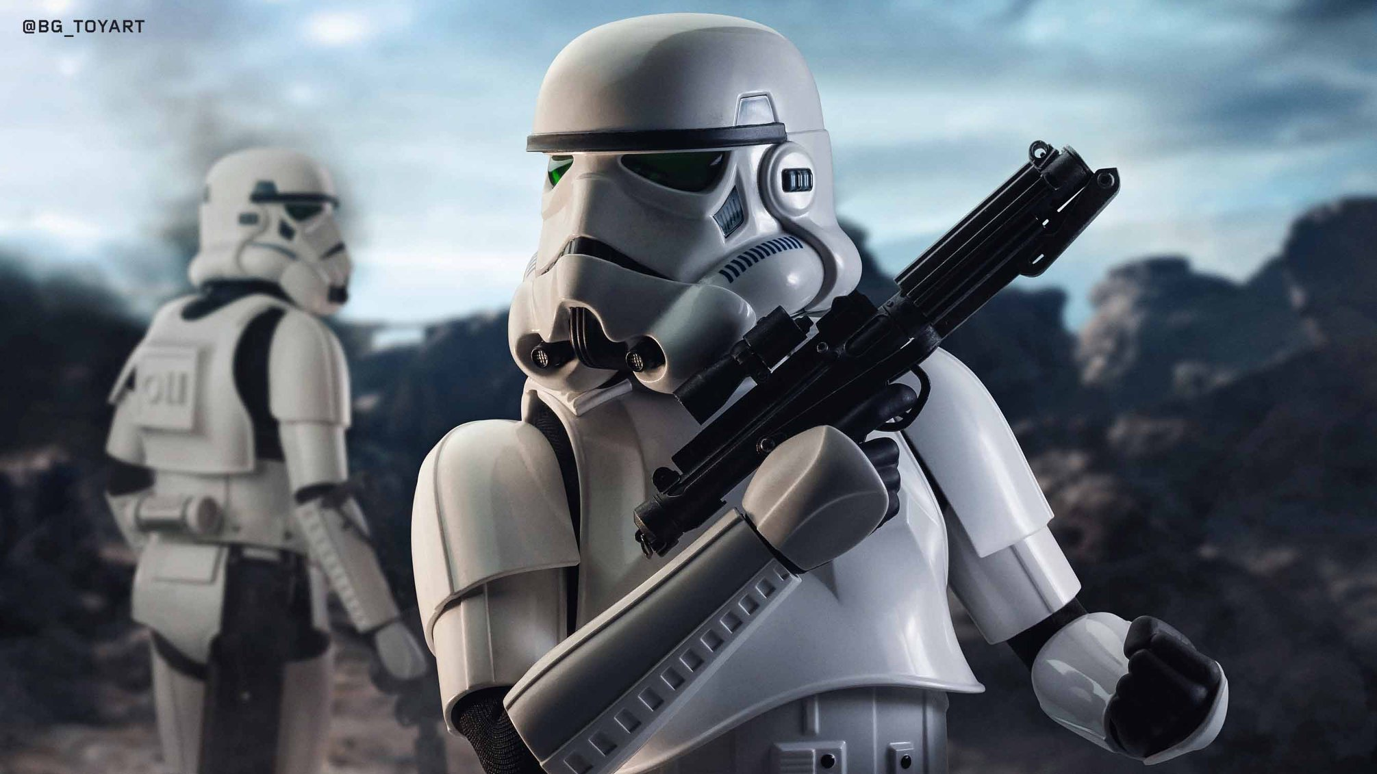 Hot Toys Stormtrooper 4