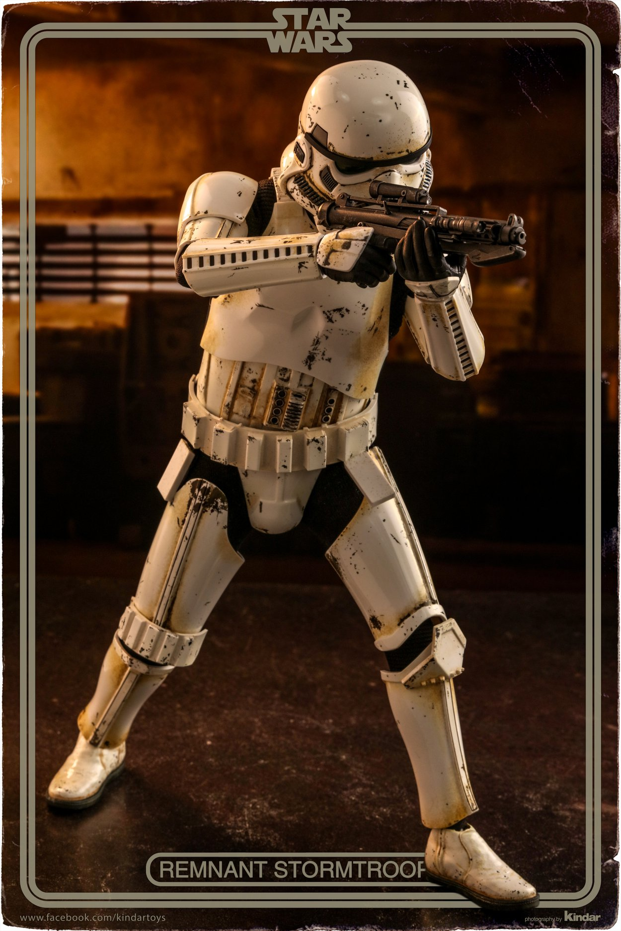 Hot Toys Remnant Stormtrooper Final