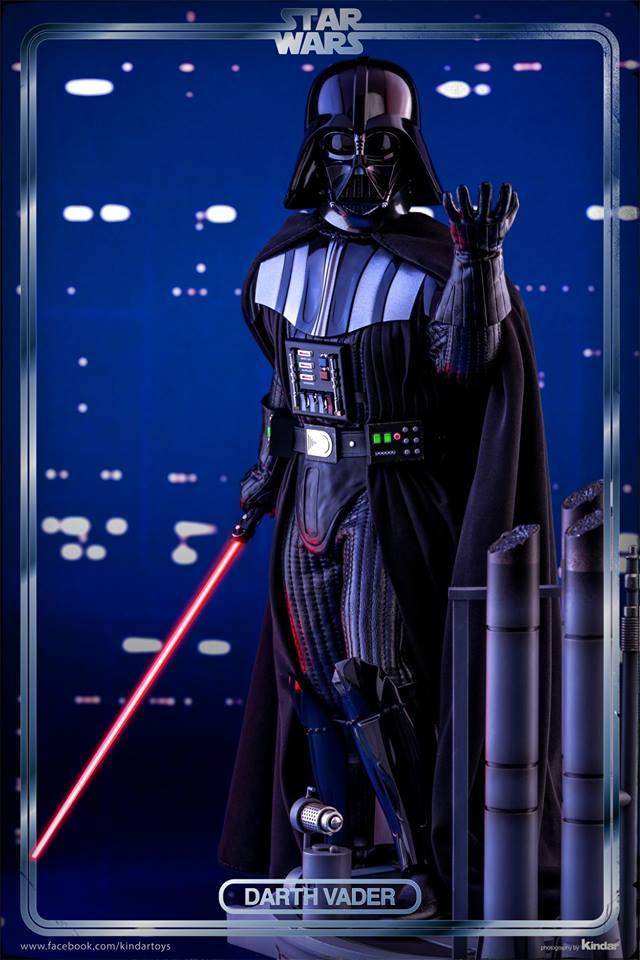 Hot Toys Darth Vader Episode V 2
